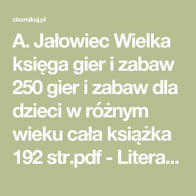 wielka księga cipek pdf chomikuj