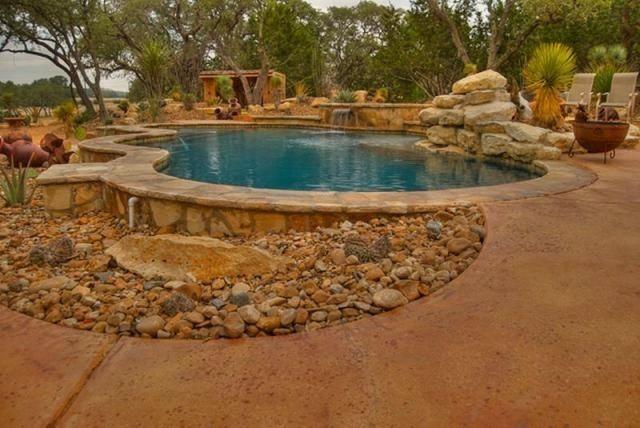 #homedesignideas #poolspa #landscapedesign