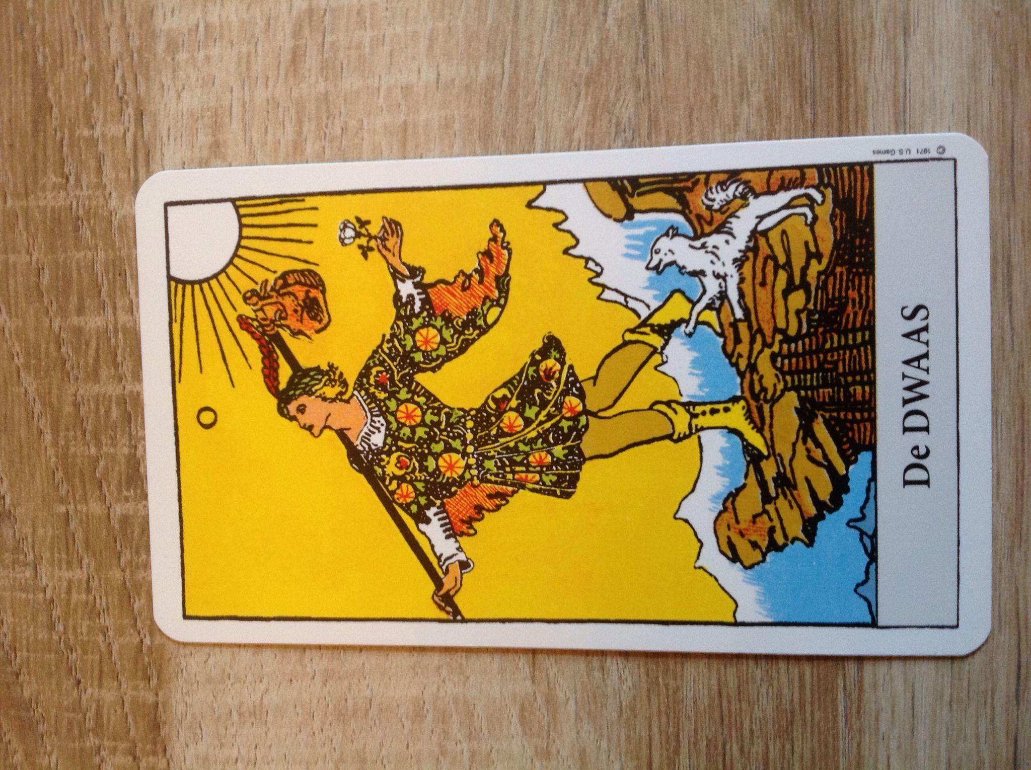 De Grote Arcana Kaarten Tarot In Vogelvlucht 0 De Dwaas Het