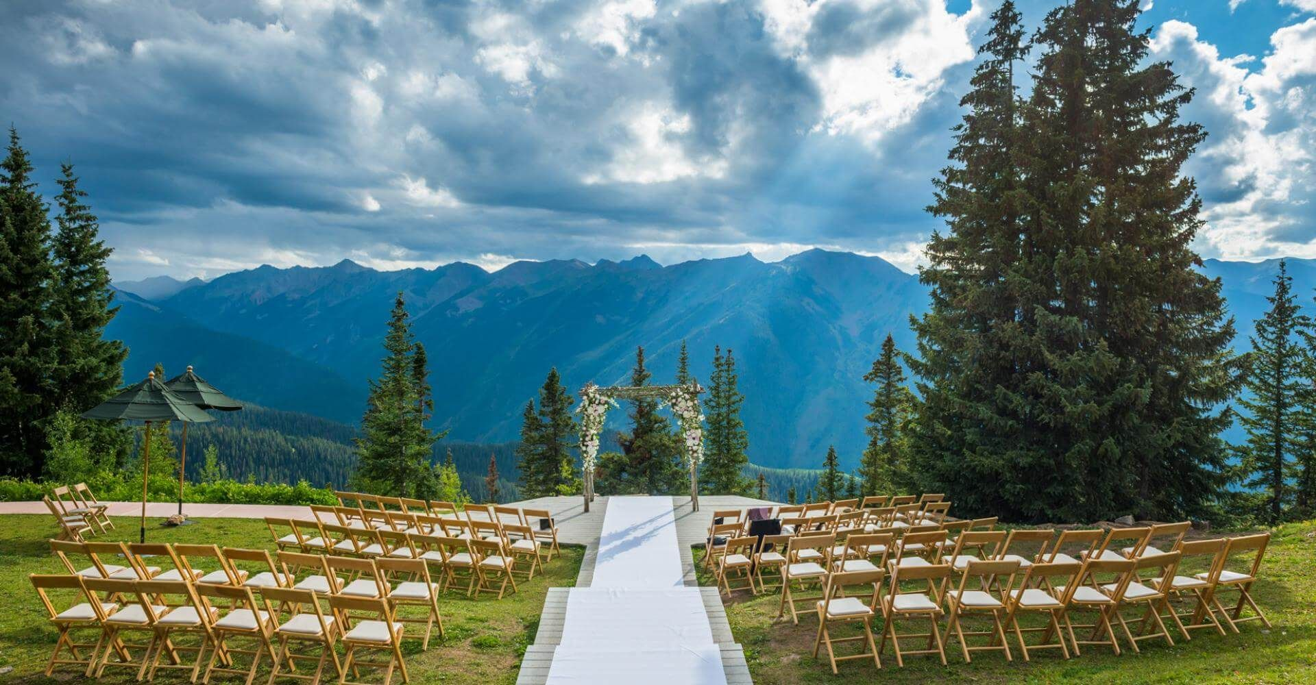 400+ Destination Wedding Locations Colorado wedding
