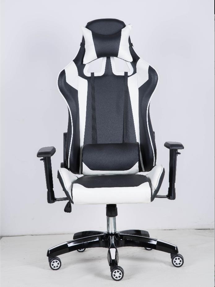White Gaming Chair From Guangzhou Johoofurniture Gamer