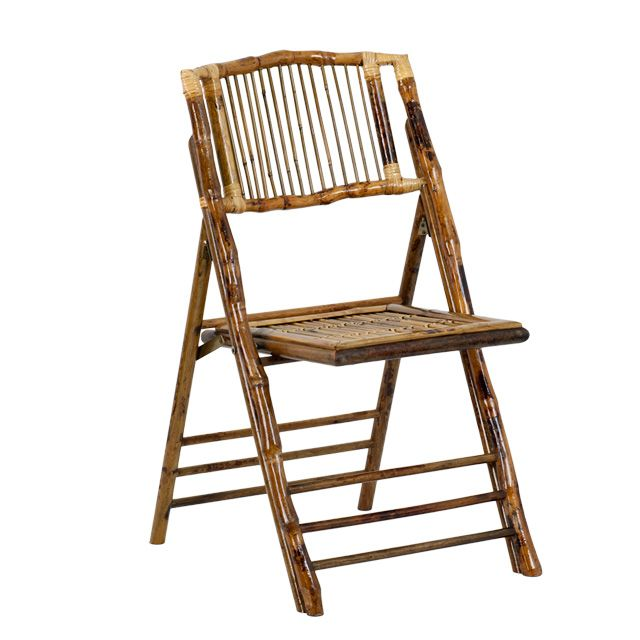 American Champion Bamboo Folding Chair | FoldingChairs4Less.com $20.99