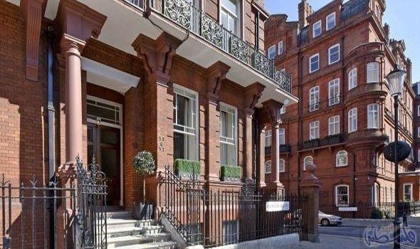 عماني ثري يشتري شقتين بأجمل التصميمات في لندن Knightsbridge London House Knightsbridge London