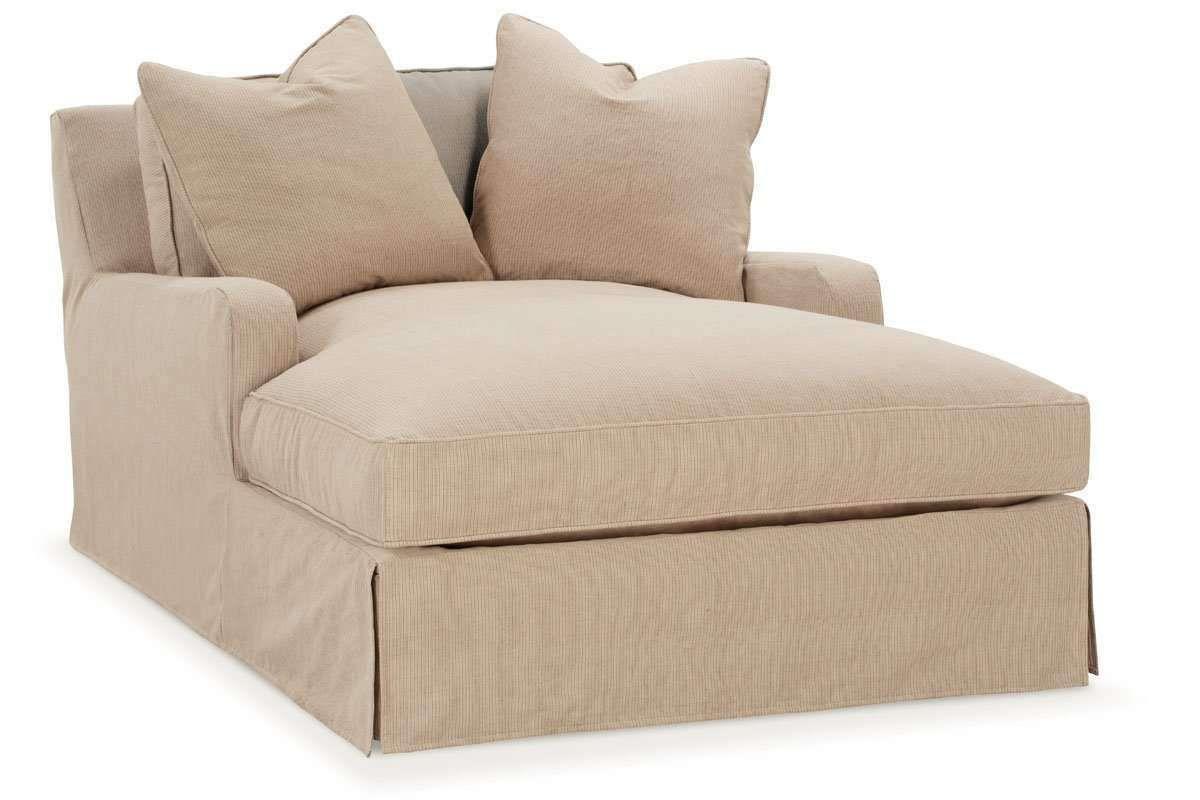 Joanna Oversized Double Chaise Lounge Fabric Slipcover Rolled Arms In 2021 Chaise Lounge Chair Double Chaise Lounge Chaise Lounge Slipcover