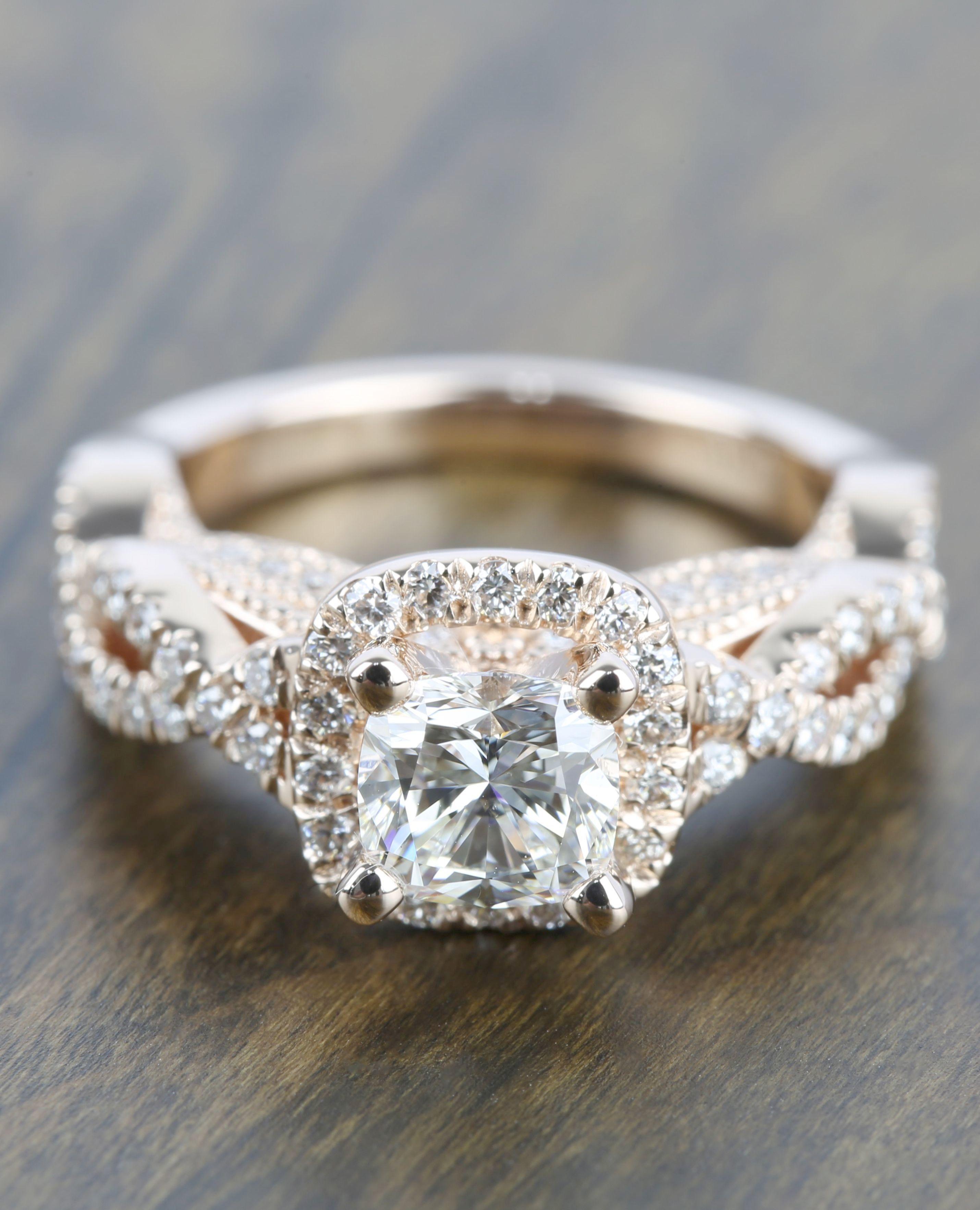 Modern Russian Wedding Ring Cheap White Gold Wedding Ring