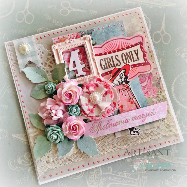 Birthday Card Scrapbook Cards Pinterest Scrapbook Cards