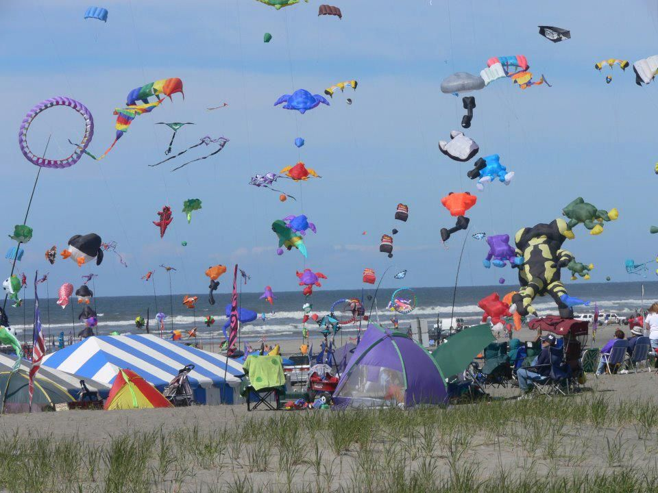 Long Beach Wa And Visit The Washington State International Kite Festival In August 20 26 2017