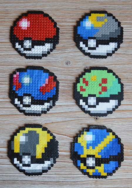 Pin by Ashley Paranto on perler | Pearler bead patterns