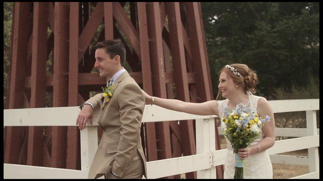 Andi and Patrick Wedding Highlights on Vimeo... THE best wedding video I have ever seen!