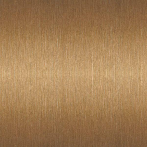 M2126 Brushed Brasstoned Aluminium Commercial Space Design Stone Floor Texture Metal Texture