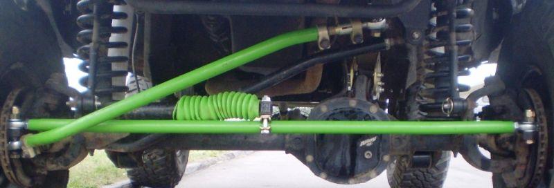 1 2 Heavy Duty Over The Knuckle Steering Xj Tj Zj Iron Rock Off Road Jeep Jeep Xj Mods Jeep Cherokee Xj