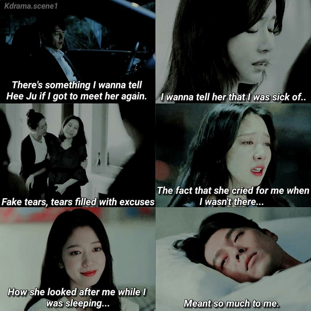 Memories of Alhambra (With images) Kdrama, Fake tears