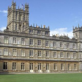 Highclere castle Berkshire