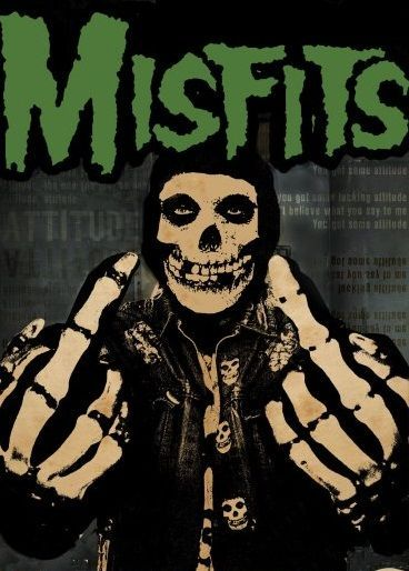 misfits punk rock in 2019 pinterest misfits