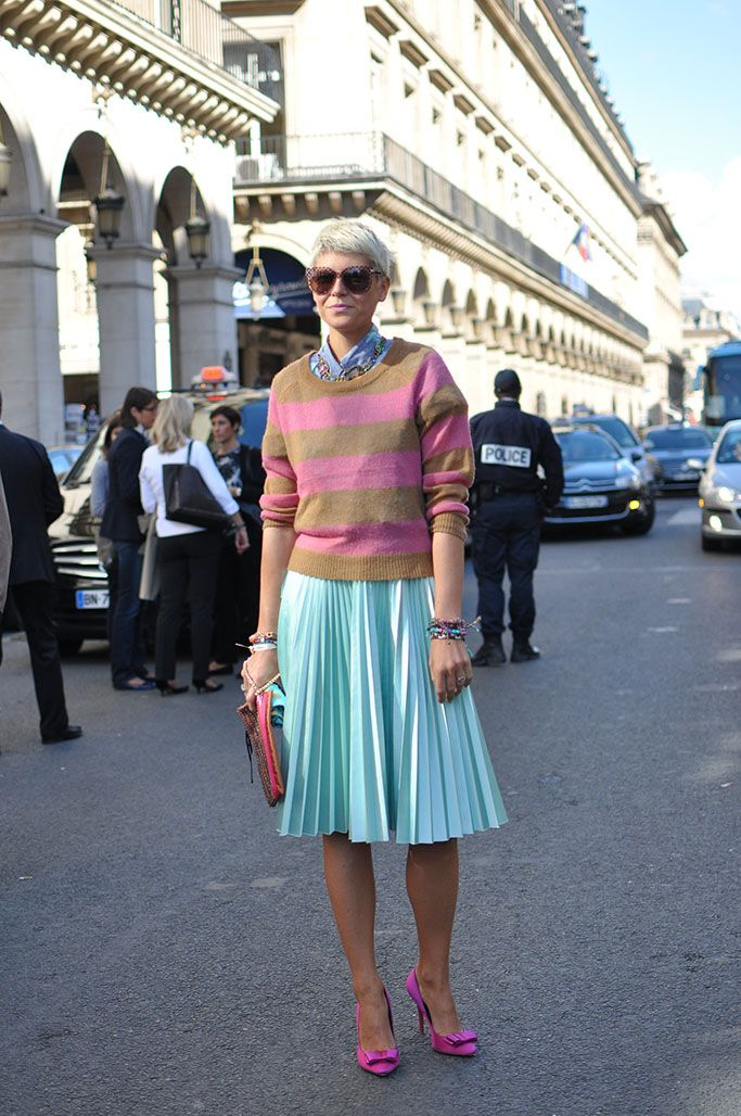Milan Fall 2020 Street Style: Elisa Nalin - STYLE DU MONDE