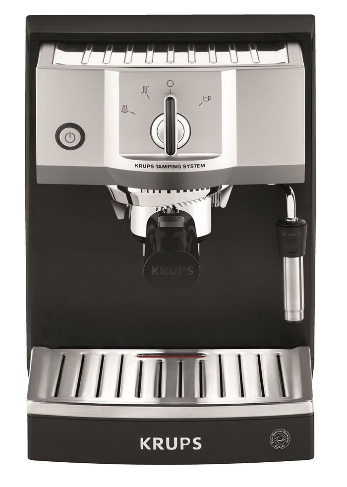 Krups Expert Pro Inox Xp5620 Cafetera Espresso Manual Opinion