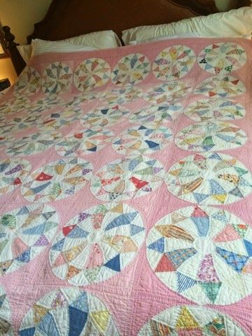 Barrister's Block: Quilt purchases