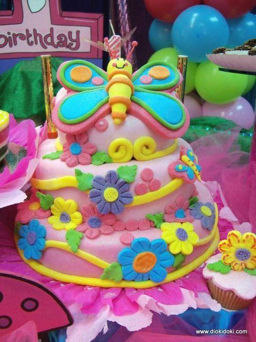 Decoraciones de fiestas mariposas y flores buscar con - Decoracion con mariposas ...