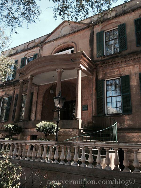 Owens Thomas House- Amy Vermillion Interiors Savannah