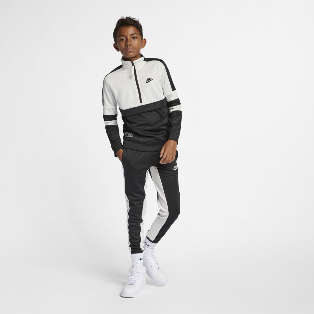competitive price presenting thoughts on Air Big Kids' Tracksuit in 2019 | Black kids fashion, Boys ...