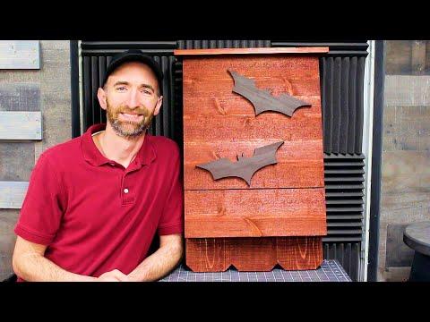 Building a Simple Bat House