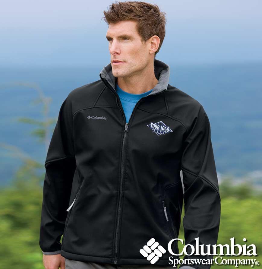 Columbia Shelby Softshell Jacket