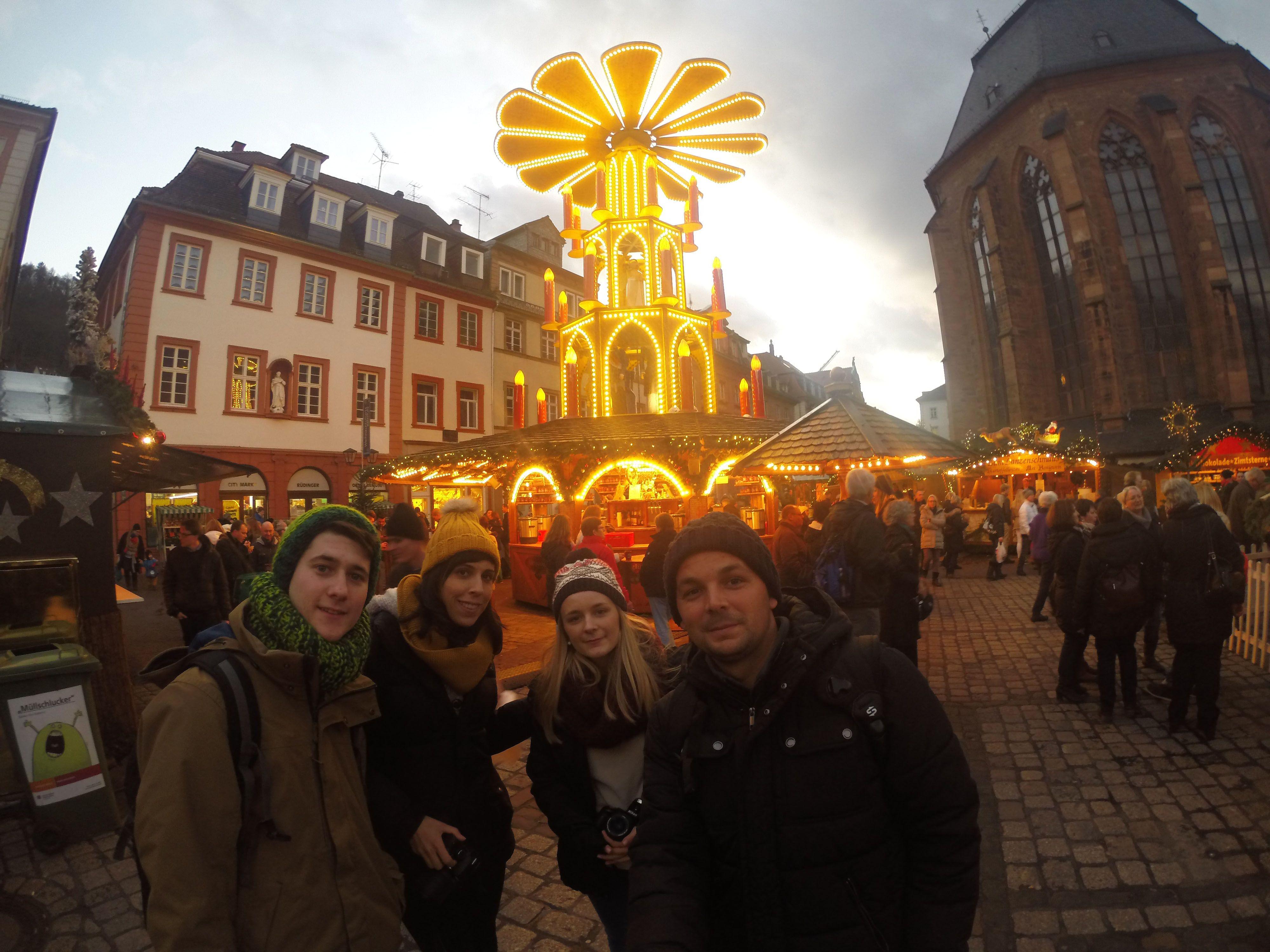 Heidelberg Navidad