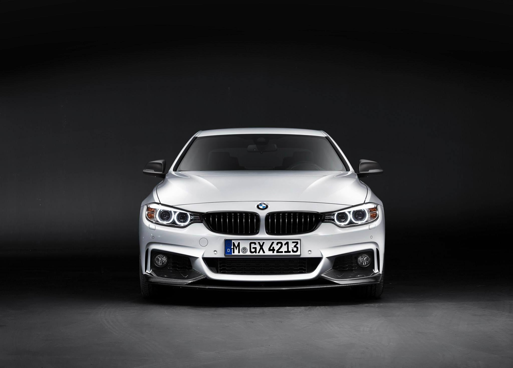 Bmw S M Performance Parts 4 Series Heads To Frankfurt Bmw 4 Series Bmw 4 Bmw 4 Series Coupe