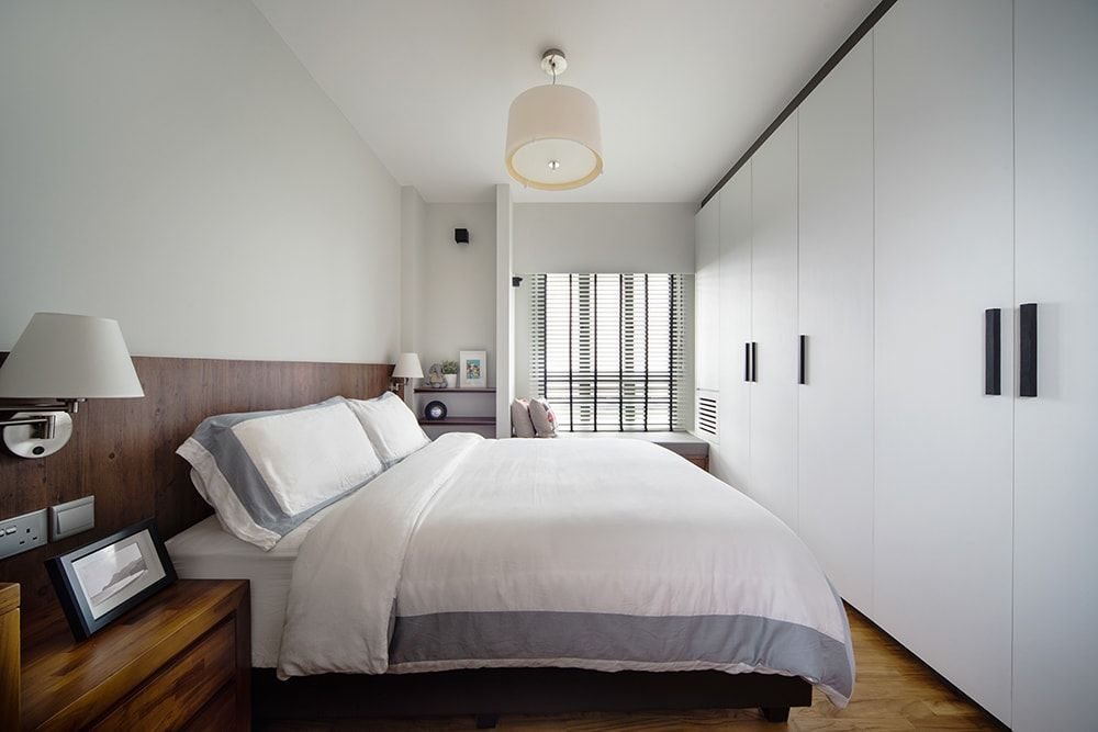 Condo Hdb Renovation Contractor Company Singapore Home Loft Style Apartments Feng Shui Bedroom Tips