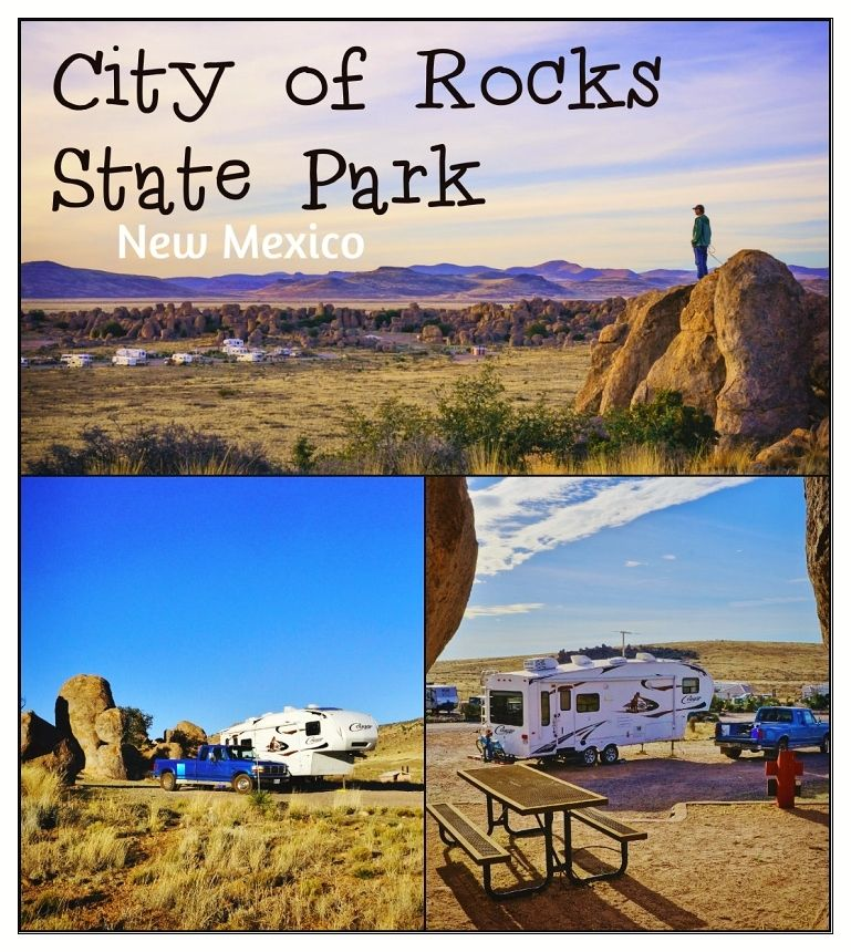 Camping At City Of Rocks State Park Camping Bucket List