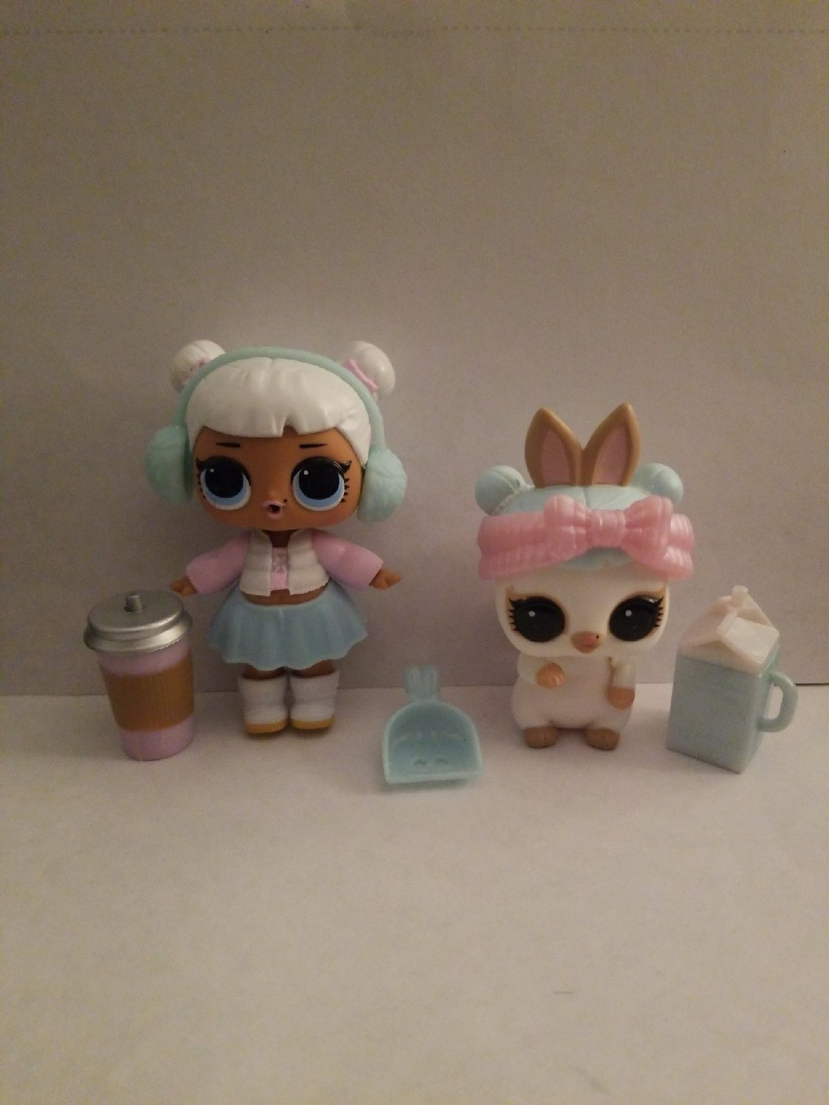 Lol Snow Angel New From Omg Doll Set Snow Bunny Complete Smoke Free Home Willing To Seperate And Or Combi Cool Toys For Girls Lol Dolls Doll Sleeping Bag