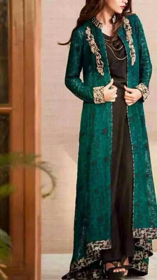 0bbf39871db0 Front Open Double Shirt Dresses Designs Collection 2019-2020 Trends ...