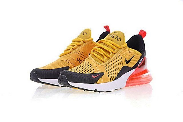 Nike Air Max 270 Yellow Ah8050-706 My