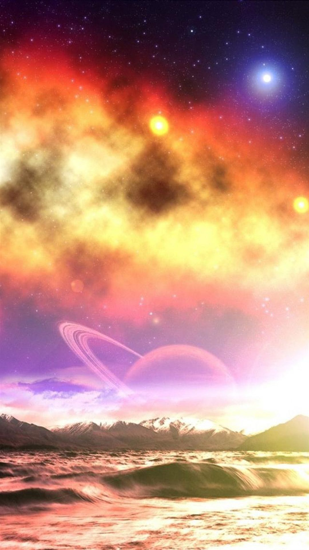 Dust Tag wallpapers Sun Fiction Universe Galaxy Space Stars