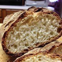 Crusty Rustic Italian Bread Artisan Bread Recipes Italian Bread Recipes Rustic Italian Bread