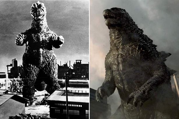 American Godzilla too FAT for Japanese film fans who claim he's been