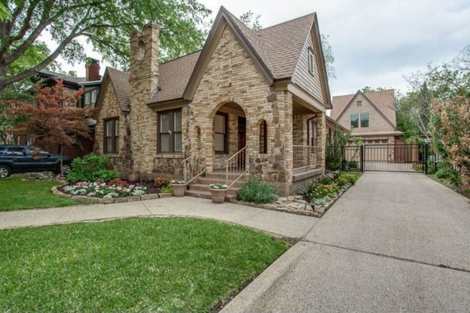 5823 Morningside Ave Dallas Tx 75206 Zillow Dream House Exterior Tudor Style Homes Cottage Inspiration