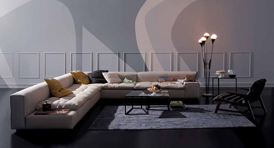 Deluxe Italian Sofas For Clical