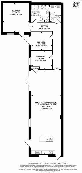 Long Barn Conversion Floor Plan Google Search Small Lake Houses Barn Kitchen Floor Plans