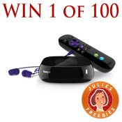 Win 1 of 100 Roku 3 Players