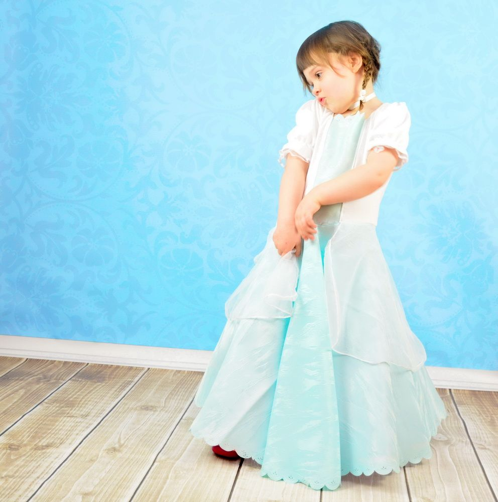 LiebEling: freebook Prinzessinnenkleid ... | Annika | Pinterest ...