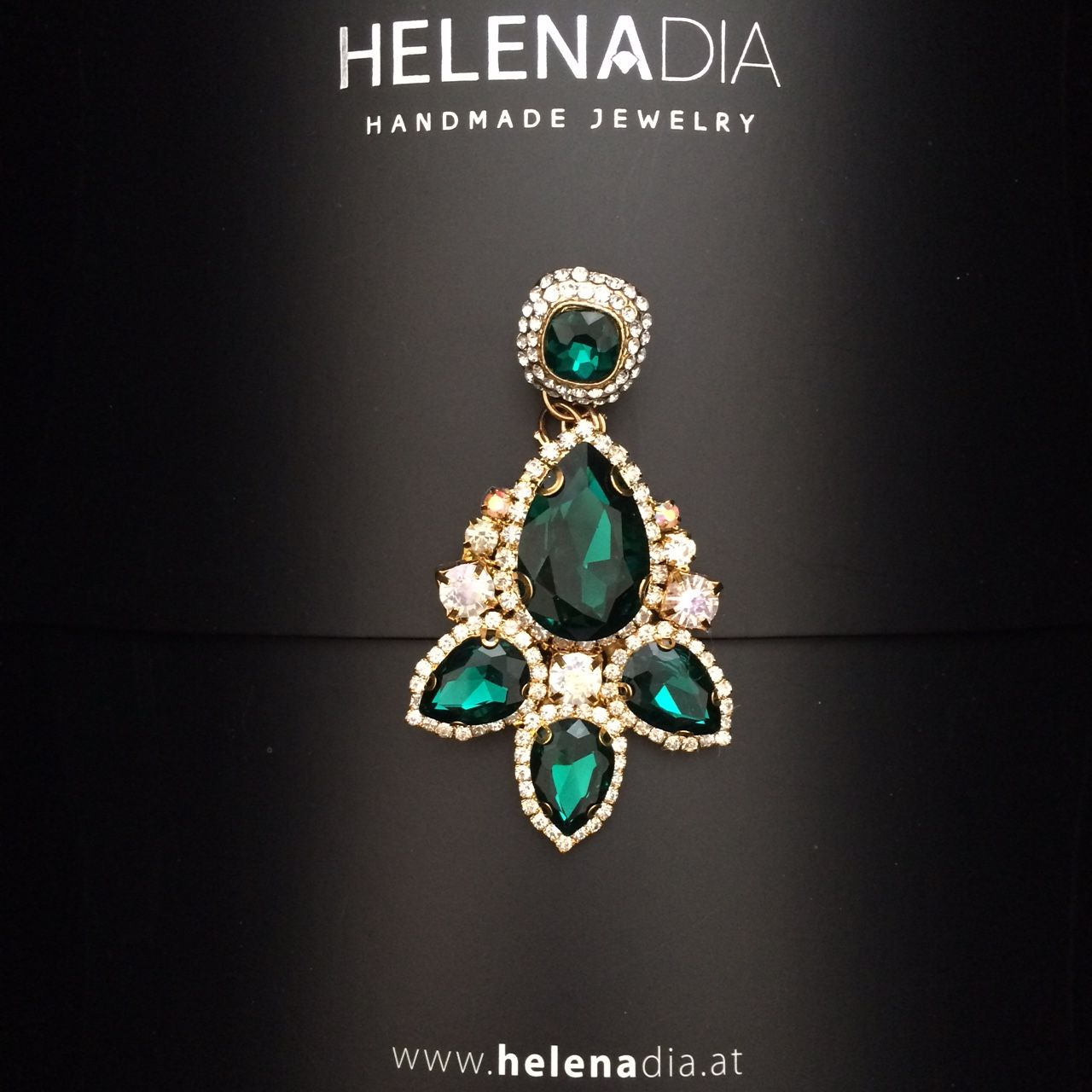 HelenaDia Ohrringe Quasten Ohrringe Tassel Earrings HelenaDia