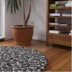 Photo of Felt ball rugs