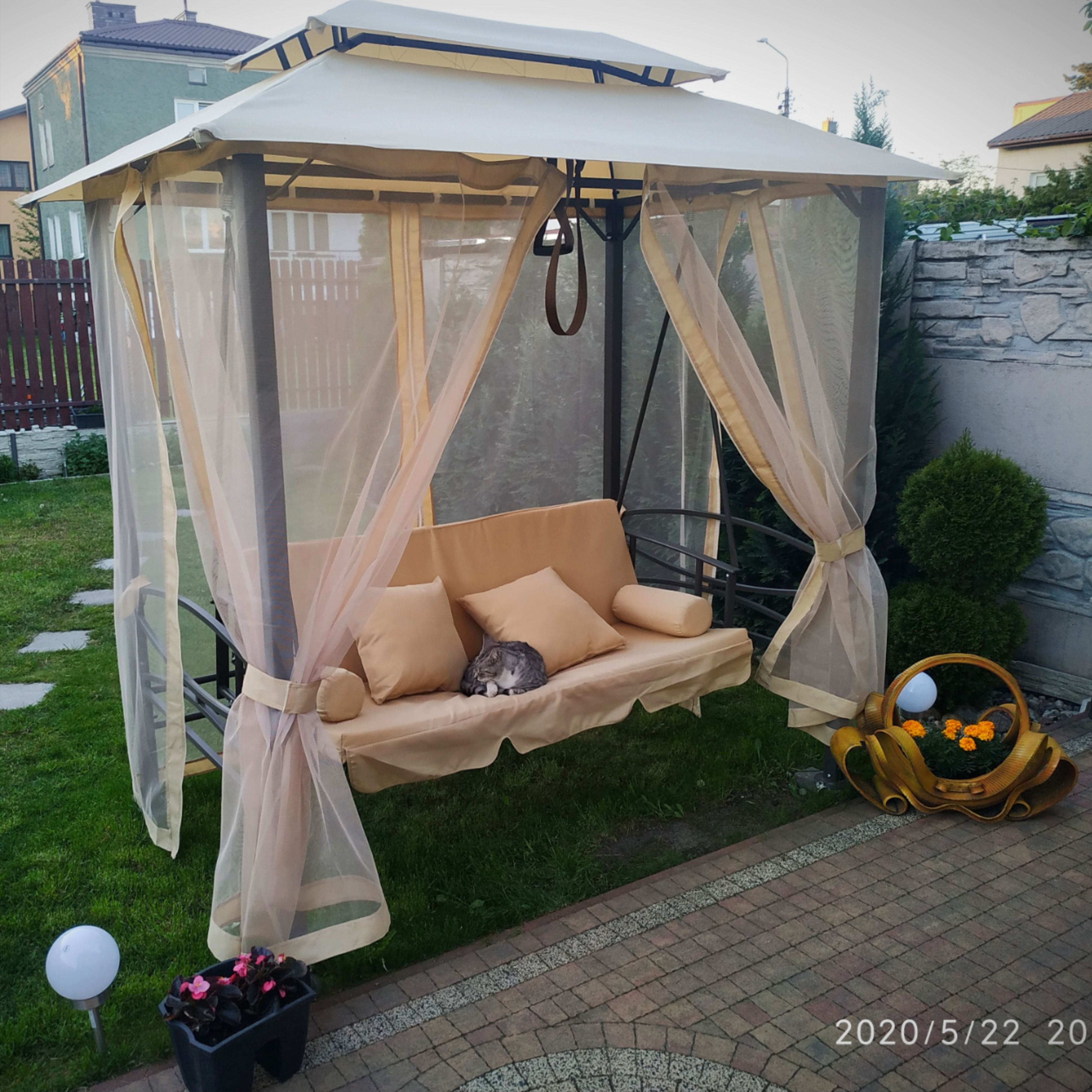 Hustawka Ogrodowa Metalowa Nicea Garden Point Ogrodosfera Pl Furniture Outdoor Furniture Home Decor