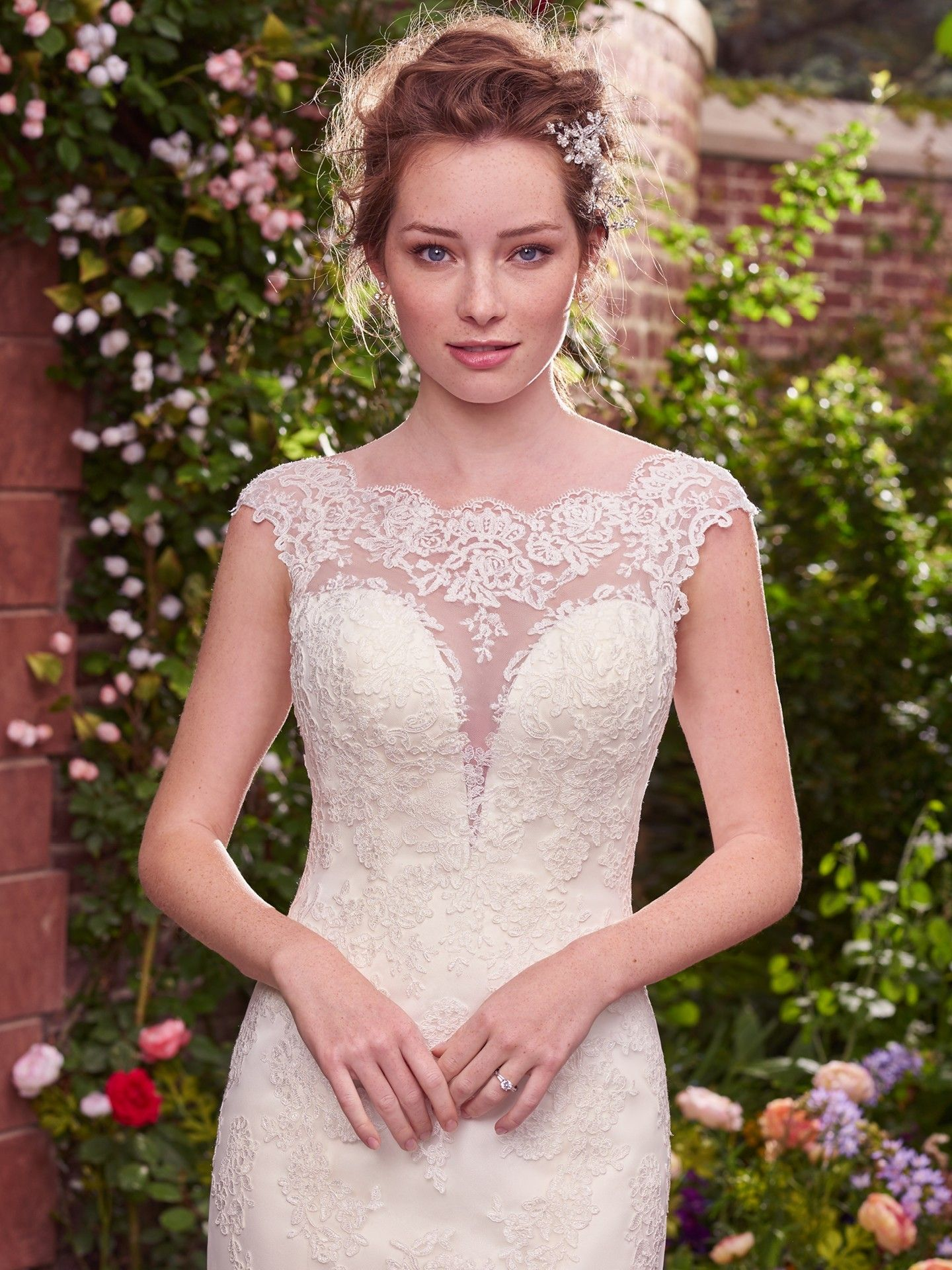 Wedding dress for body type  Weuve Found the Perfect Dress for Your Body Type  Wedding stuff