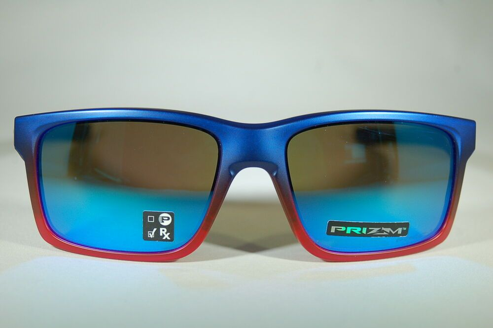 592c17830b NEW OAKLEY MAINLINK 57-17 Blue Pop Fade Prizm Sapphire 009264-3257  fashion   clothing  shoes  accessories  unisexclothingshoesaccs  unisexaccessories  (ebay ...