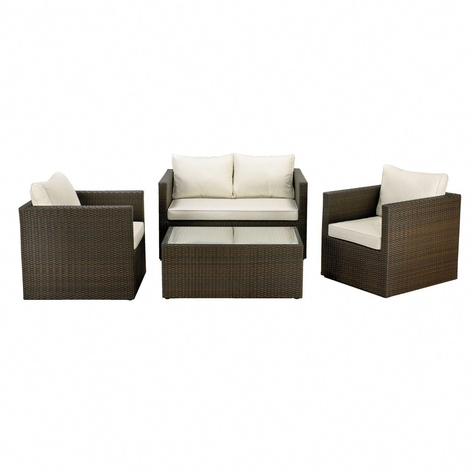 Cannes Deluxe 4 Seater Sofa Set The Uk S No 1 Garden Furniture