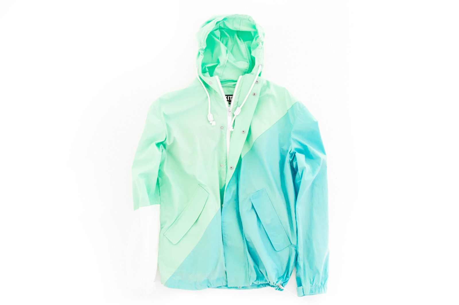 Sea Green Jacket - JacketIn