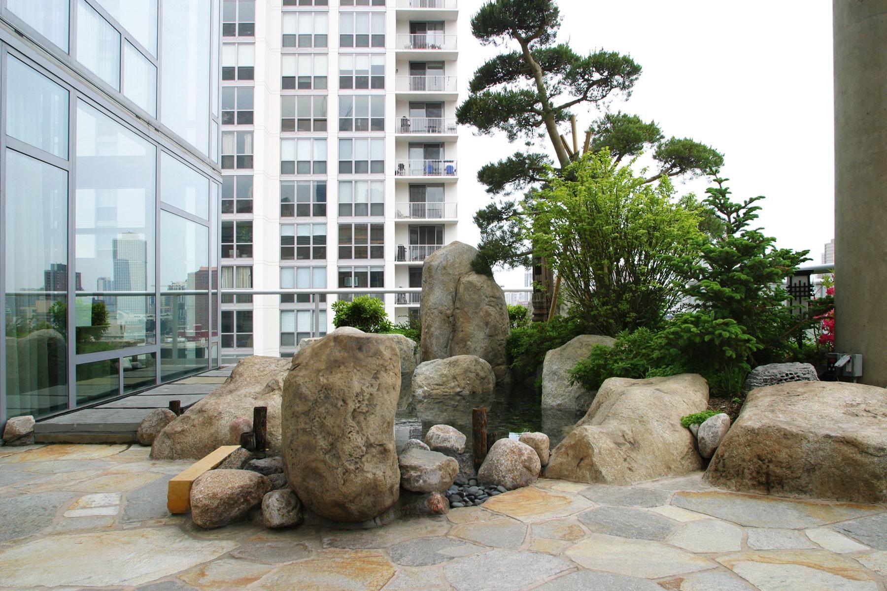 Kurisu International Roof Landscape Roof Garden Roof Garden Design
