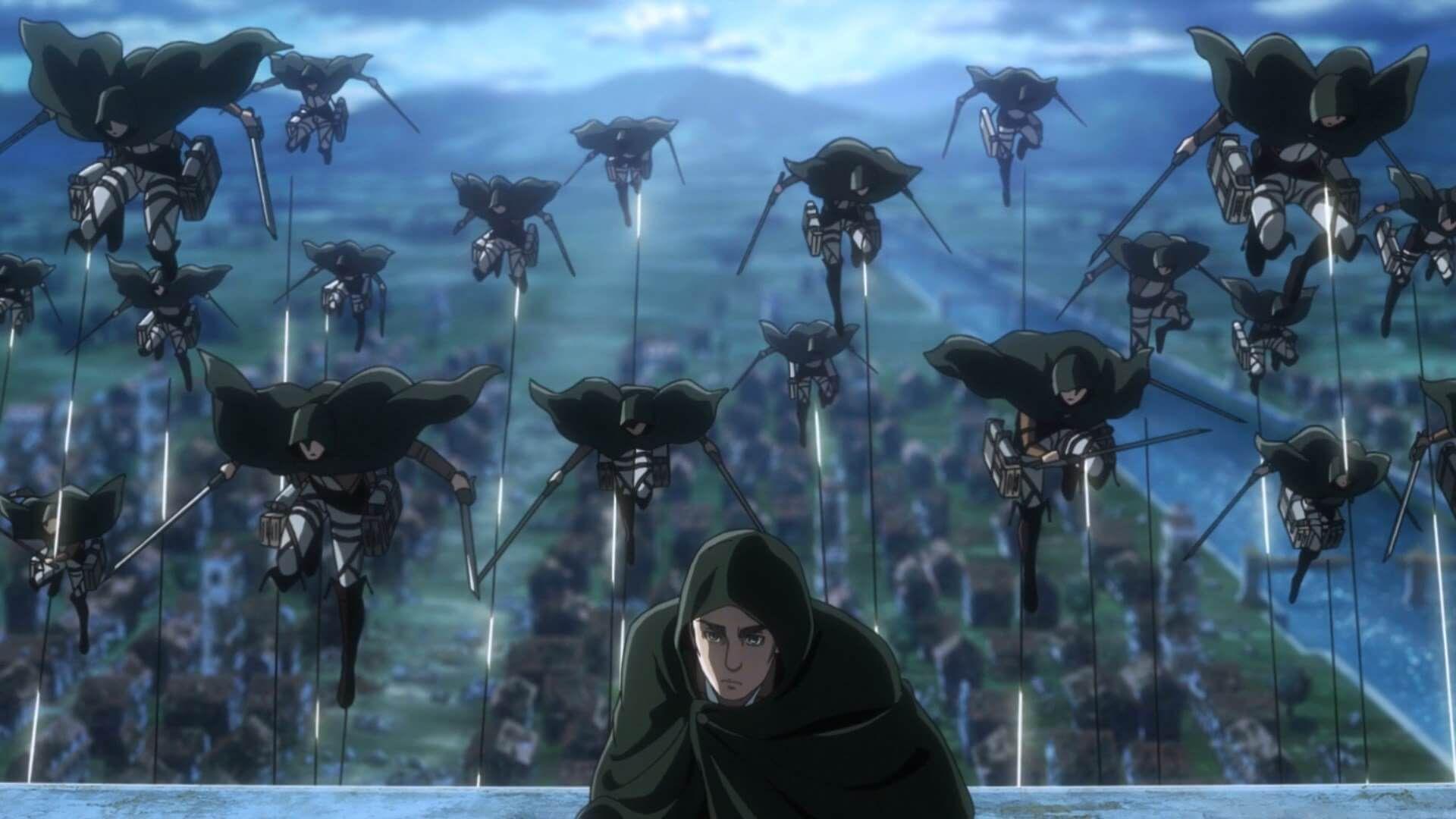 Shingeki No Kyojin 3 Attack On Titan Parte 2 Resenha Meta Galaxia Attack On Titan Attack On Titan Anime Attack On Titan Aesthetic